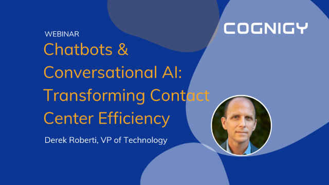 Chatbots and Conversational AI: Transforming Contact Center Efficiency