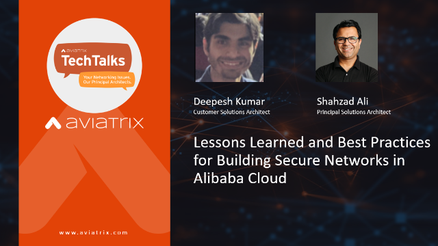 Lessons Learned and Best Practices for Building Secure Networks in Alibaba Cloud