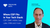 Where CDP Fits In Your Tech Stack: CDP, DMP, MDM, Data Lake, CRM and more