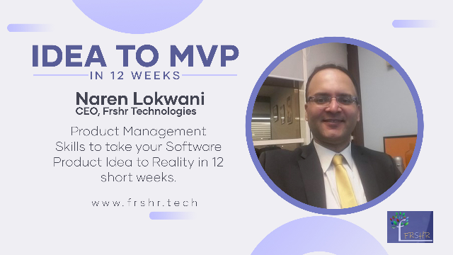 Product Management Skills to take your Software Idea to MVP in 12 Weeks