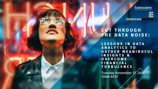 Lessons in Data Analytics to Gather Insights & Overcome Financial Turbulence