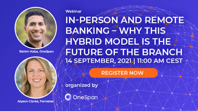 In-person and Remote Banking – Why this Hybrid Model is the Future of the Branch