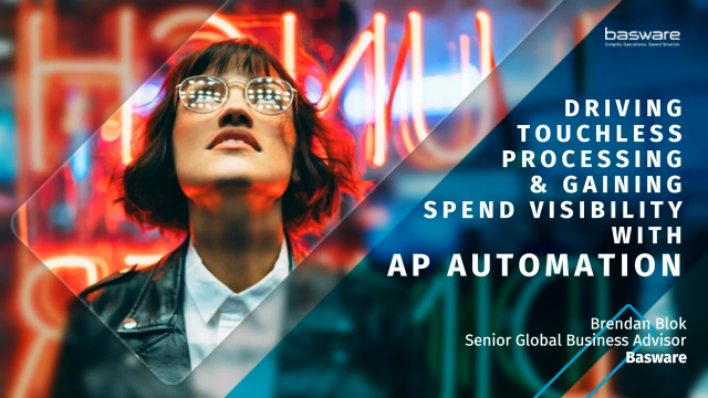 Driving Touchless Processing and Gaining Spend Visibility with AP Automation