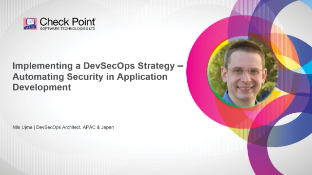 Implementing a DevSecOps strategy
