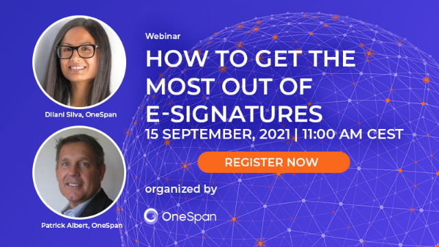 How to Get the Most Out of E-Signatures