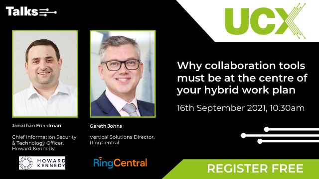 Why collaboration tools must be at the centre of your hybrid work plan