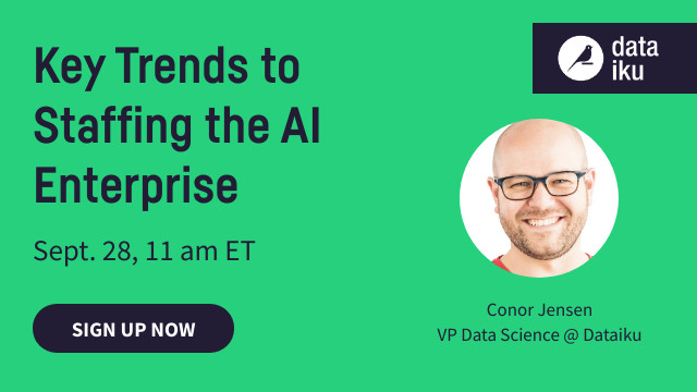Key Trends to Staffing the AI Enterprise