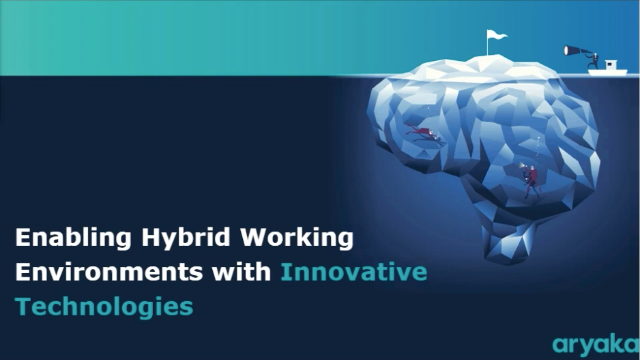 Future IT Networks - Delivering the Hybrid Workforce an Insider's Guide