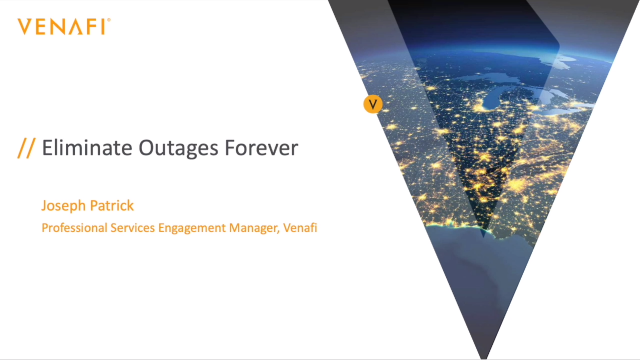 Eliminate Outages Forever