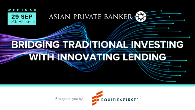 Bridging Traditional Investing with Innovating Lending