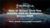 How to Detect Zero Day Attacks with an Analytics-Driven SIEM