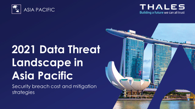 2021 Data Threat Landscape in Asia Pacific