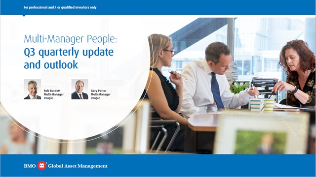 Multi-Manager People: Q3 quarterly update and review