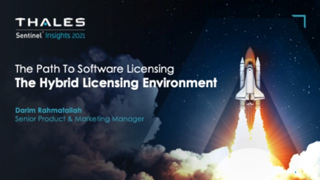 The Path to Software Licensing – The Hybrid Licensing Environment
