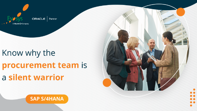 Ep 4 | Know Why the Procurement Team is a Silent Warrior
