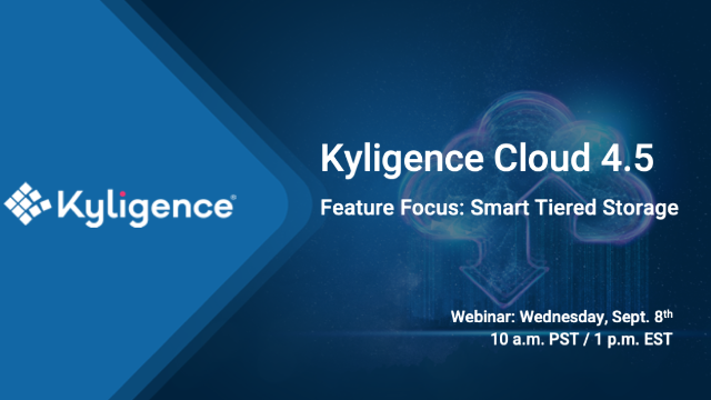 Kyligence Cloud 4.5 - Feature Focus: Smart Tiered Storage