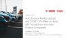 Current State of the U.S. Auto ABS Market and U.S. Auto Finance Companies