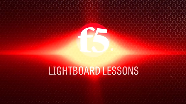 Lightboard Lessons from F5, DevCentral: What is a Proxy?