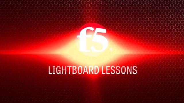 Lighboard Lessons from F5, DevCentral: Elliptic Curve Cryptography Overview