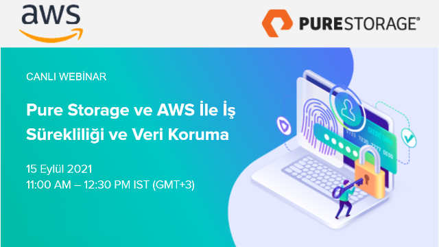 Business Continuity with Pure Storage and AWS
