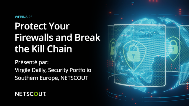Protect Your Firewalls and Break the Kill Chain