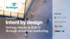 Intent by design: Driving results in B2B IT through streetwise marketing