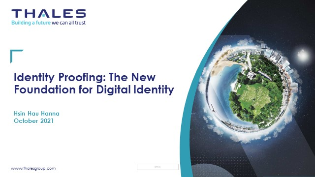 Identity Proofing: The New Foundation for Every Digital Identity