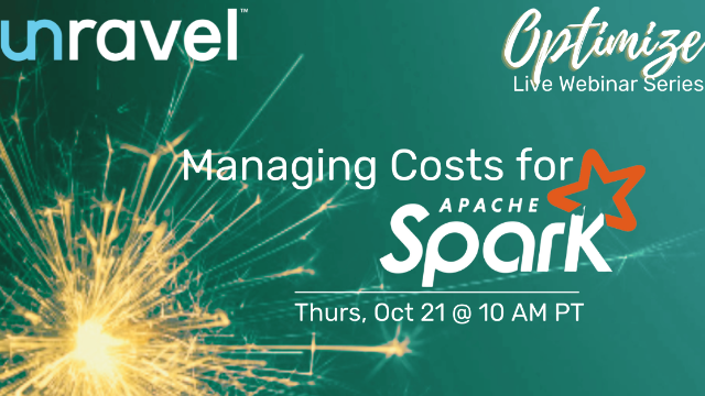"""Unravel """"Optimize"""" Webinar Series 