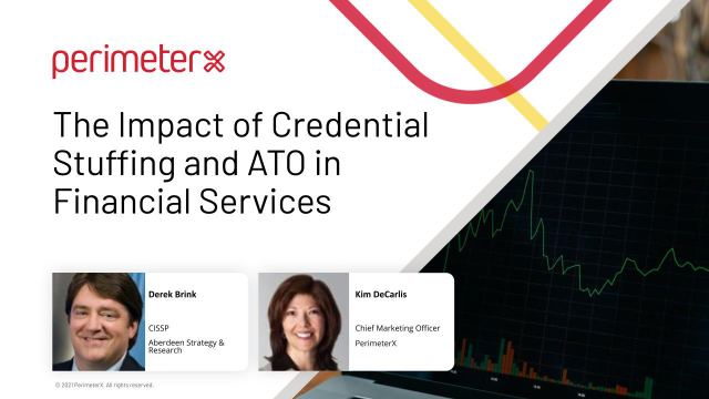 Analyst Hour: The Impact of Credential Stuffing and ATO in Financial Services