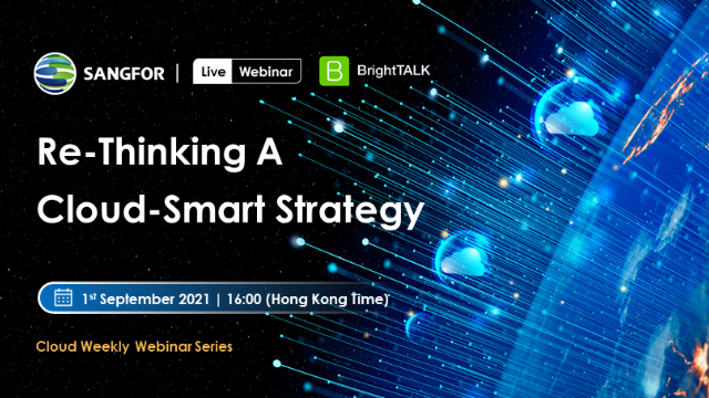 Re-Thinking a Cloud-Smart Strategy