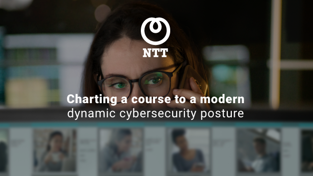 Charting a course to a modern dynamic cybersecurity posture
