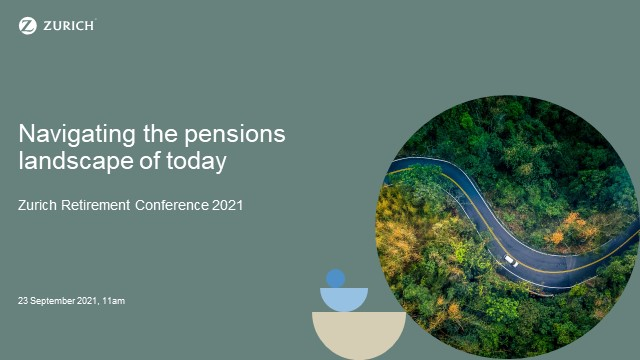Navigating the pension landscape of today