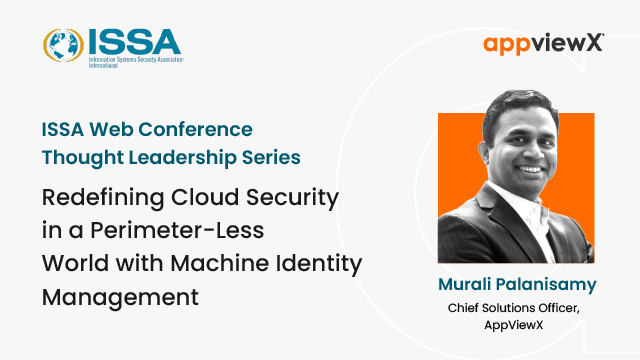 Redefining Cloud Security with Machine Identity Management