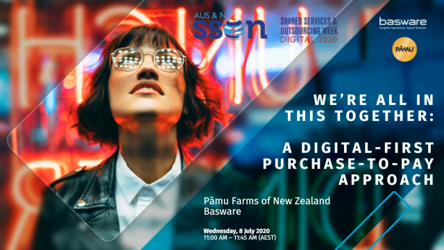 A Digital-First Purchase-to-Pay Approach - Case Pāmu Farms of New Zealand