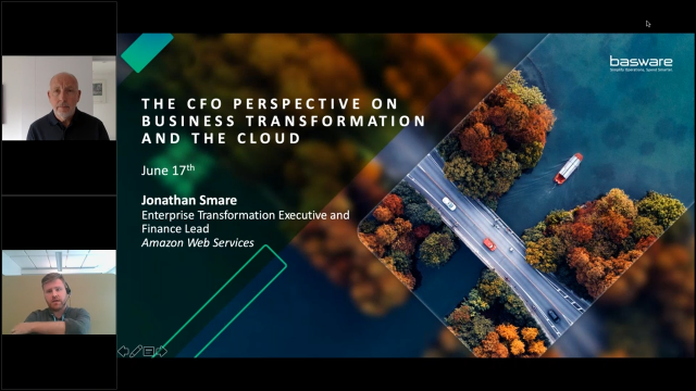 The CFO Perspective On Business Transformation And The Cloud