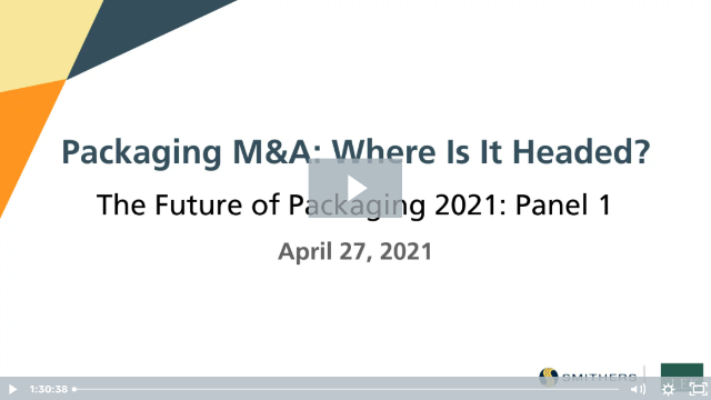 M&A Packaging: Where Is It Headed?