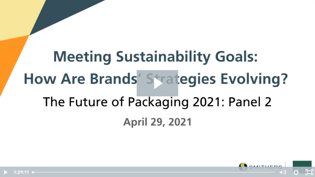 Meeting Sustainability Goals: How Are Brands' Strategies Evolving?