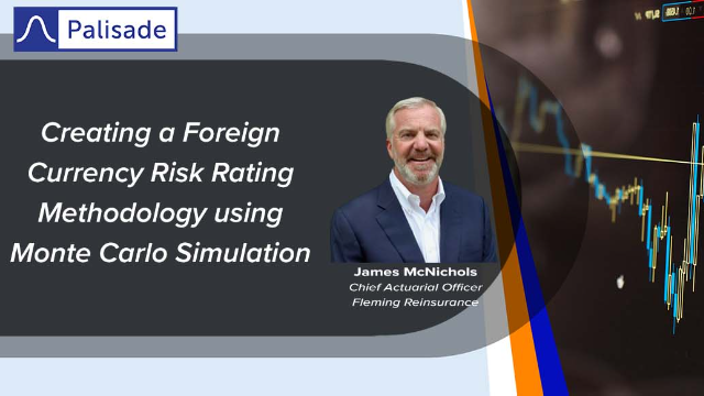 Creating a Foreign Currency Risk Rating Methodology using Monte Carlo Simulation