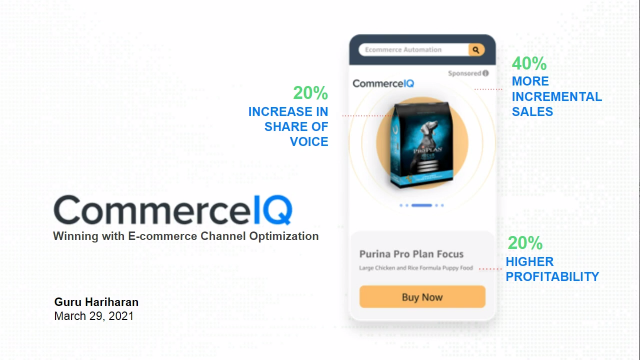 Winning with E-Commerce Channel Optimization
