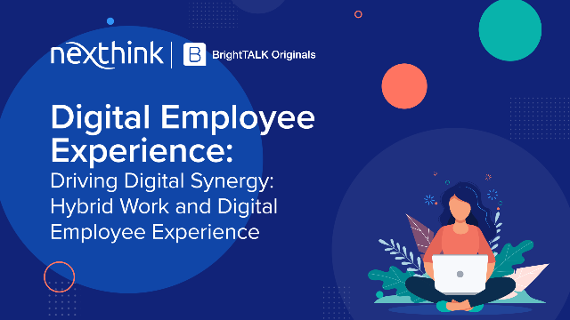 [Ep.5] Driving Digital Synergy: Hybrid Work and Digital Employee Experience