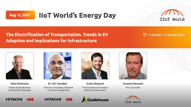 The Electrification of Transportation: Trends & Implications for Infrastructure