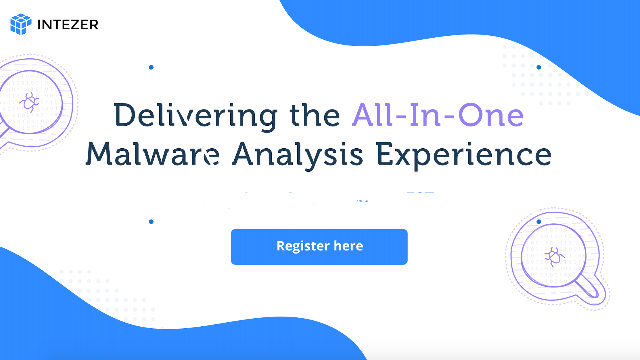 Delivering the All-In-One Malware Analysis Experience
