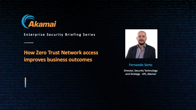 How Zero Trust Network access improves business outcomes