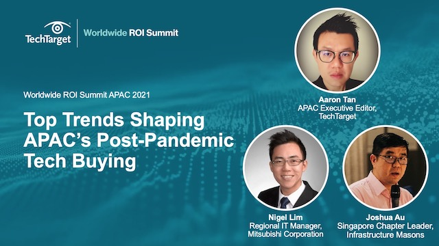 Top Trends Shaping APAC's Post-Pandemic Tech Buying