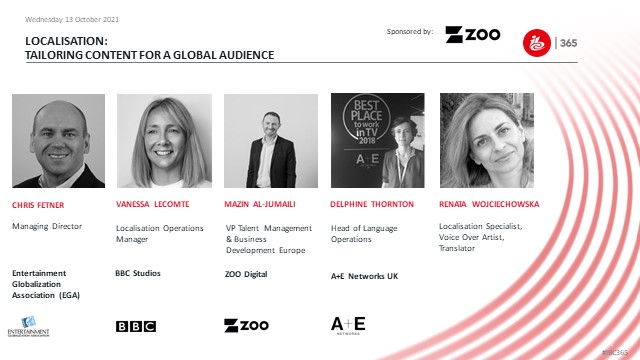 Localisation: Tailoring content for a global audience