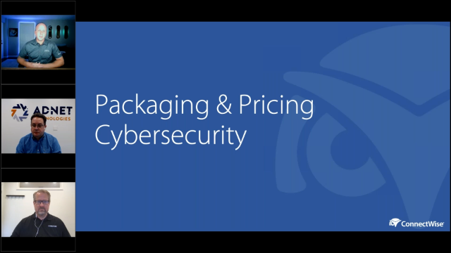Pricing and Packaging Cybersecurity