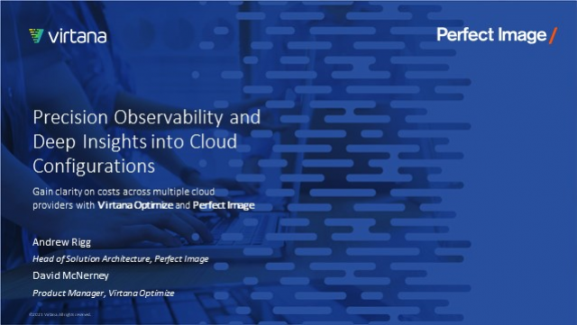 Precision Observability and Deep Insight into Cloud Configurations