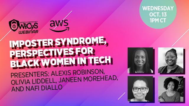 Imposter Syndrome, Perspectives for Black Women in Tech