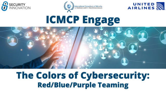 The Primary Colors of Cybersecurity: Red, Blue and Purple Teams