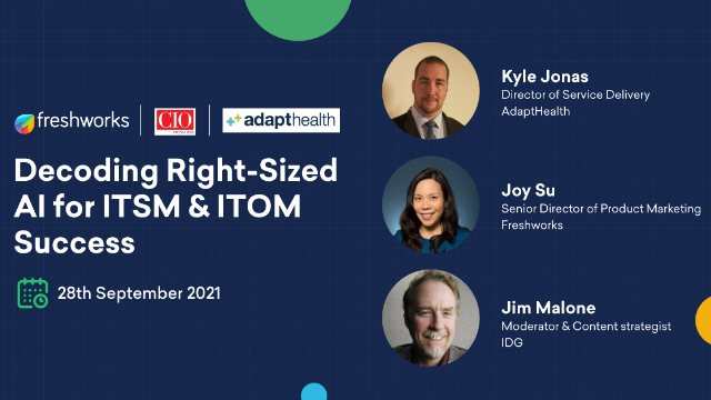 Decoding Right-Sized AI for ITSM & ITOM Success